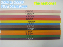 Ceramic Fiber Whetstone 1pcs YFS #150 to #1500 1004 size Super Stones Please chose
