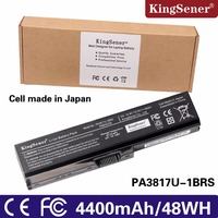 KingSener Original Laptop For Toshiba M600 L600 L730 L650 PA3817U 1BRS PA3817U PA3818U 1BRS PA3634U PABAS117