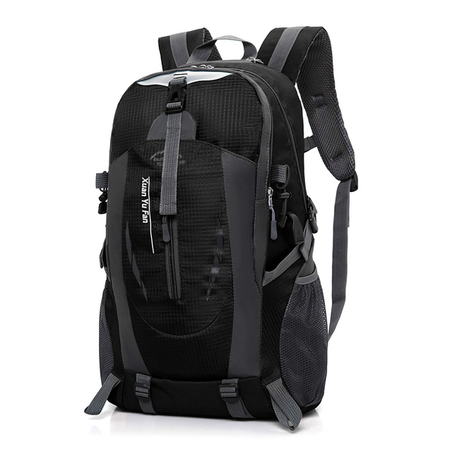 Men s Backpack 15.6 17 Inch Computer Notebook Back To School Bags Unisex  Large Capacity Waterproof 1675bc38fbce2