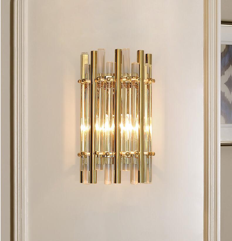 Modern Light Luxury Living Room Bedroom