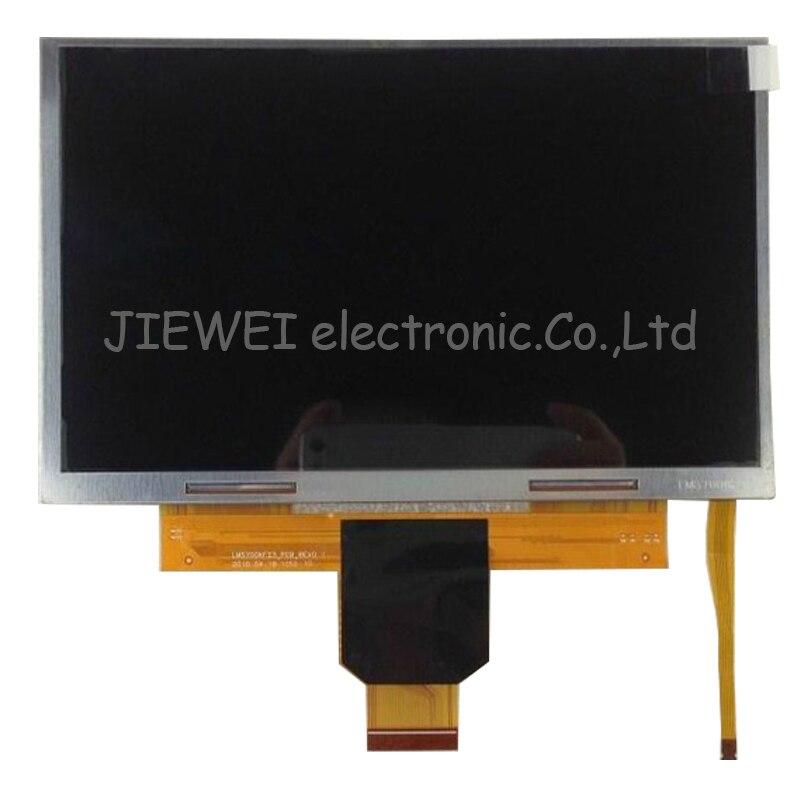 Écran LCD TFT 7.0 pouces, livraison gratuite, pour SMD LMS700KF23 WVGA 800 (rvb) * 480
