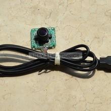 HD 3MP модуль камеры HD автоматическая установка USB 2,0 широкоугольный объектив