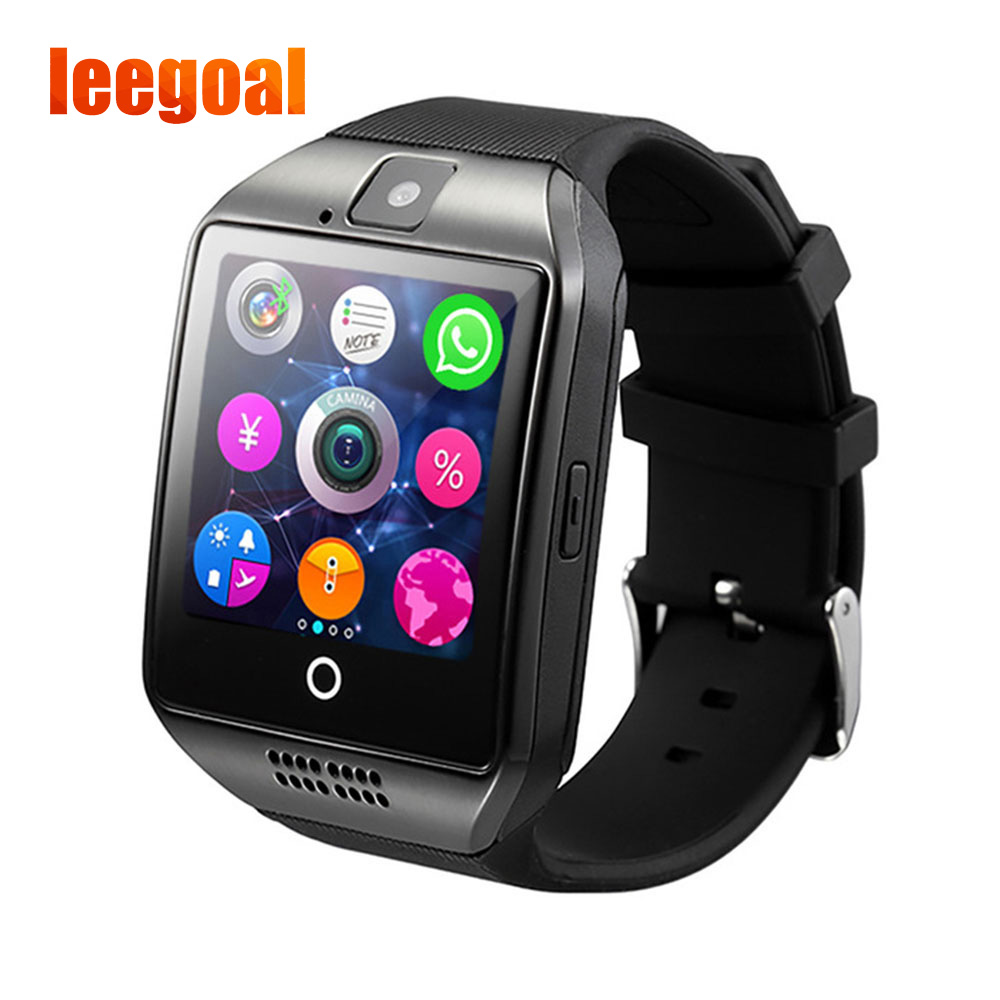 Smart Watch fitness tracker Bluetooth Pedometer sport Smartwatch with Sleep Monitoring System and HD Display Screen