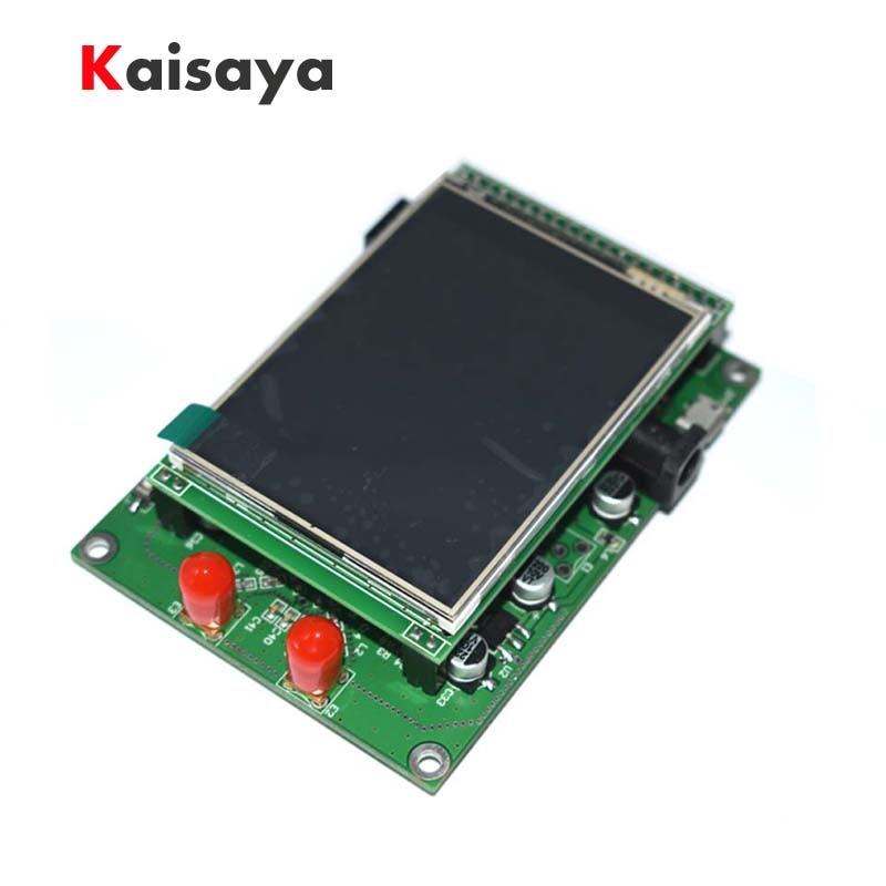 NEW ADF4351 DDS RF Signal Generator 35M-4.4G + TFT LCD Development board STM32F103 door wireless with monitor
