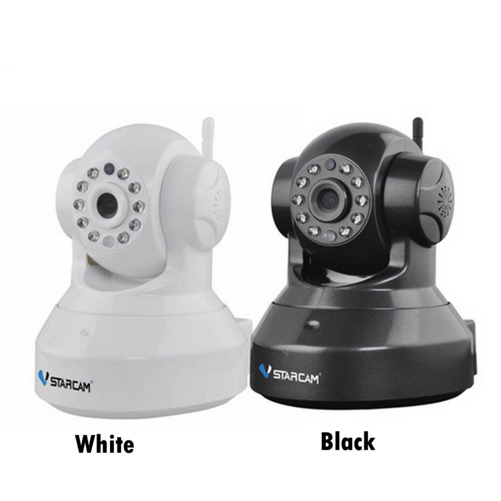 все цены на VStarcam HD 720P Wifi IP Camera CCTV Wifi Camera Home Survillance Home Camera Wireless Night Vision P2P Cam C7837WIP онлайн