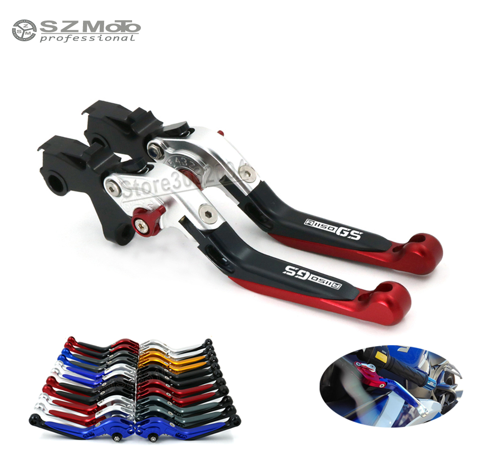 For BMW R1100S R1150R R1150GS //ADV Folding Extendable Brake Clutch Lever