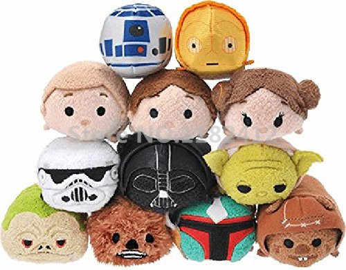c72396f62f3 Detail Feedback Questions about Tsum Tsum Mini Star Wars Plush Yoda ...
