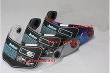 JIEKAI 105 мотоциклетный шлем линзы Прозрачные линзы серебряные линзы Dazzle цвет линзы противотуманные прозрачной линзы БЕСПЛАТНАЯ ДОСТАВКА