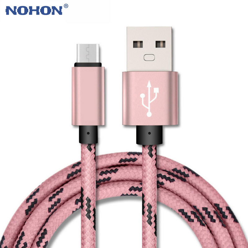 Data Micro USB Fast Charging Cable For Samsung S7 S6 A5 A7 J5 J7 Xiaomi Redmi 4 4A 4X Huawei LG Android Origin Long Wire 1m 2m|Mobile Phone Cables|   - AliExpress