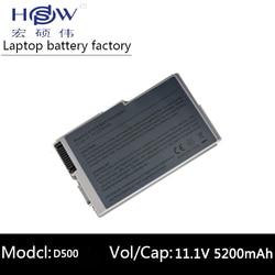 HSW batterie d'ordinateur portable Pour dell Inspiron 500 m 510 m 600 m Latitude D500 D505 D510 D610 530 D600 D520 W1605 YD165 G2053A01 C1295 4P894