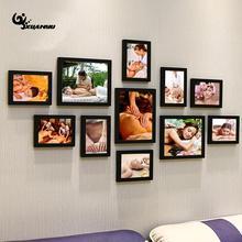 11Pcs/Set Photo Frames Picture Frames Beauty Salon Photos Foot Bath