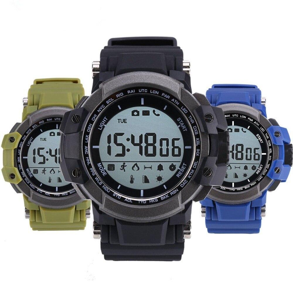 Original Zeblaze MUSCLE Sports Smart Watch BT 4.0 Waterproof Smartwatch Pedometer Smart Health Wearable Devices PK Miband 2