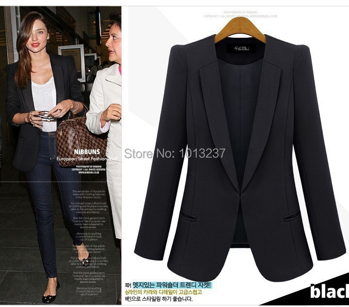 Black Suit For Women Sale
