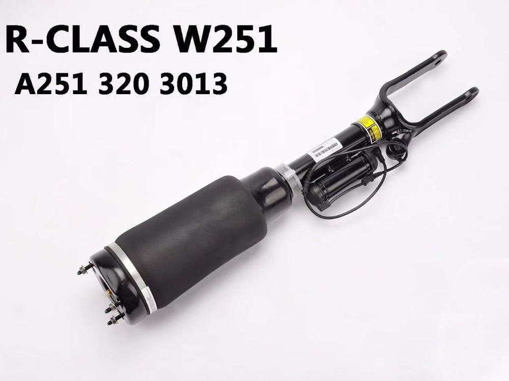 vzduchové odpružení autoparts Vysoce kvalitní zbrusu nový odpružení předních airbagů Benz W251 pro Mercedes-Benz W251 R Class