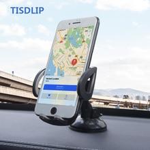 Универсальный держатель для мобильного телефона TISDLIP для смартфона, подставка для телефона в автомобиле, подставка для мобильного телефона, сотовый телефон для Iphone 8 Plus