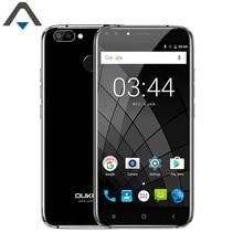 Оригинальный Oukitel U22 3 г смартфон Android 7 Octa Core 5.5 дюймов 2 ГБ Оперативная память 16 г Встроенная память 2700 мАч отпечатков пальцев телефон MT6580A двойной карты
