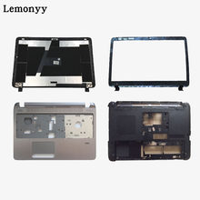 Laptop LCD TOP Cover for HP Probook 450 455 G2 LCD Front bezel/Palmrest Upper Without touchpad/Bottom case cover 791689-001(China)