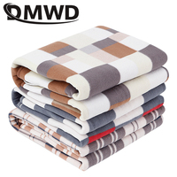 DMWD Electric Blanket Manta Electrica Heated Carpet Heater Mat Body Warmer Mattress Bed Thermostat Heating Electrothermal Pad EU