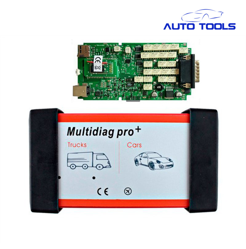 5pcs/lot DHL FREE high quality New MultiDiag Pro PLUS TCS cdp scanner with bluetooth+2015.3 version with single pcb board vci new arrival new vci cdp with best chip pcb board 3 0 version vd tcs cdp pro plus bluetooth for obd2 obdii cars and trucks