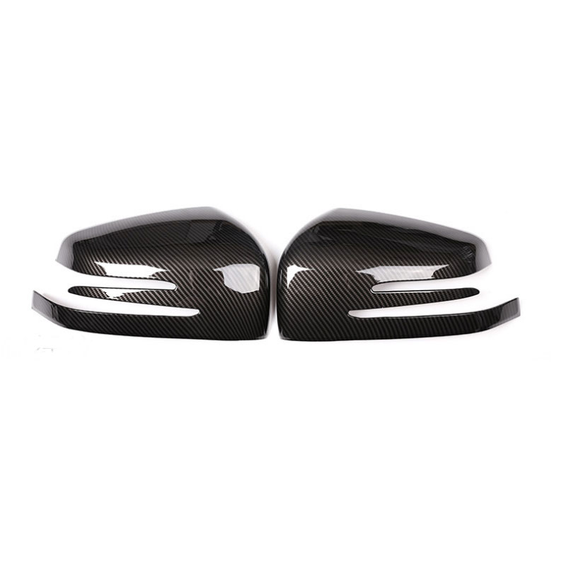 Car Styling Rearview Mirror Shell Case Car Rearview Mirror Refiting For Mercedes Benz W166 ML GLE C292 X166 GL GLS Accessories-in Car Stickers from Automobiles & Motorcycles    1