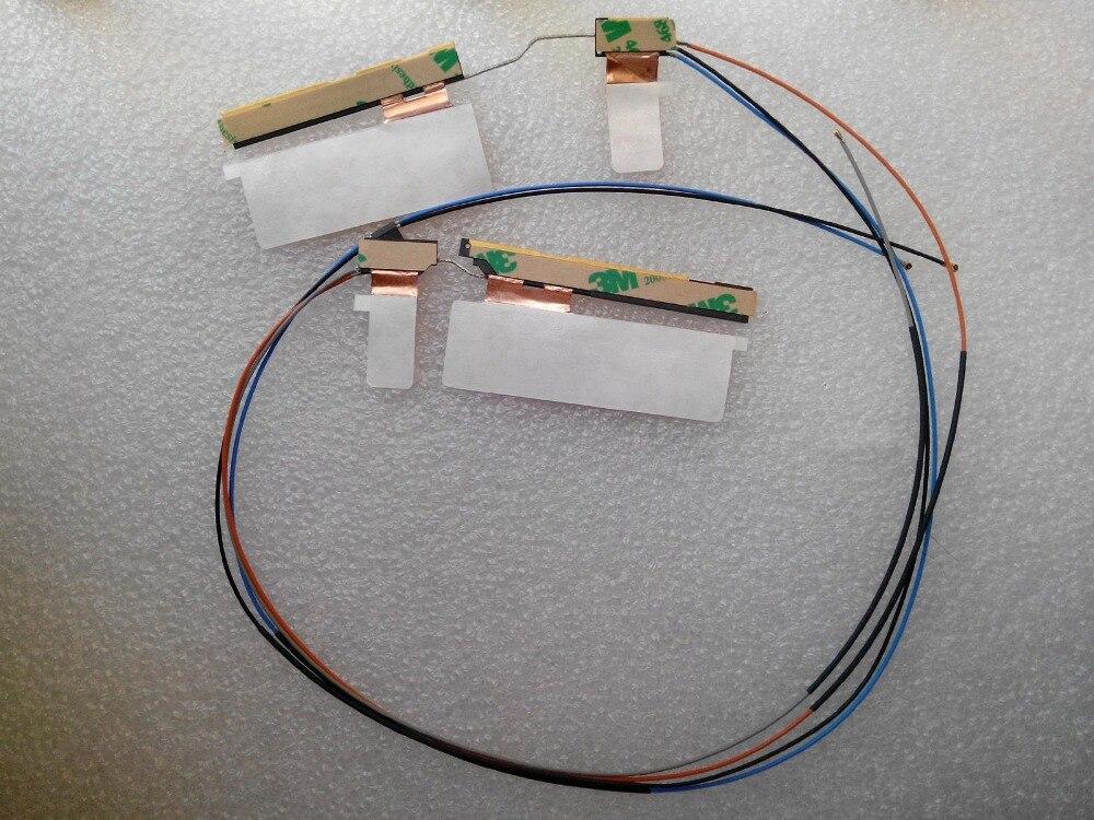 New Original Pour Lenovo Thinkpad x240 x250 X260 Antenne kit WLAN + WWAN 04X5371 04X5372