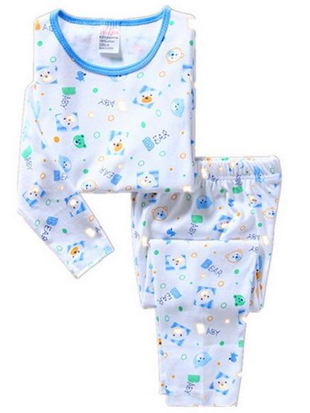 2018 Baby Mädchen Kleidung Set Casual Mädchen Pyjamas Frühling Herbst Lange Ärmeln T-shirt + Hosen 2 Stücke Kinder Anzüge Tier Druck Kleidung A25 Mild And Mellow