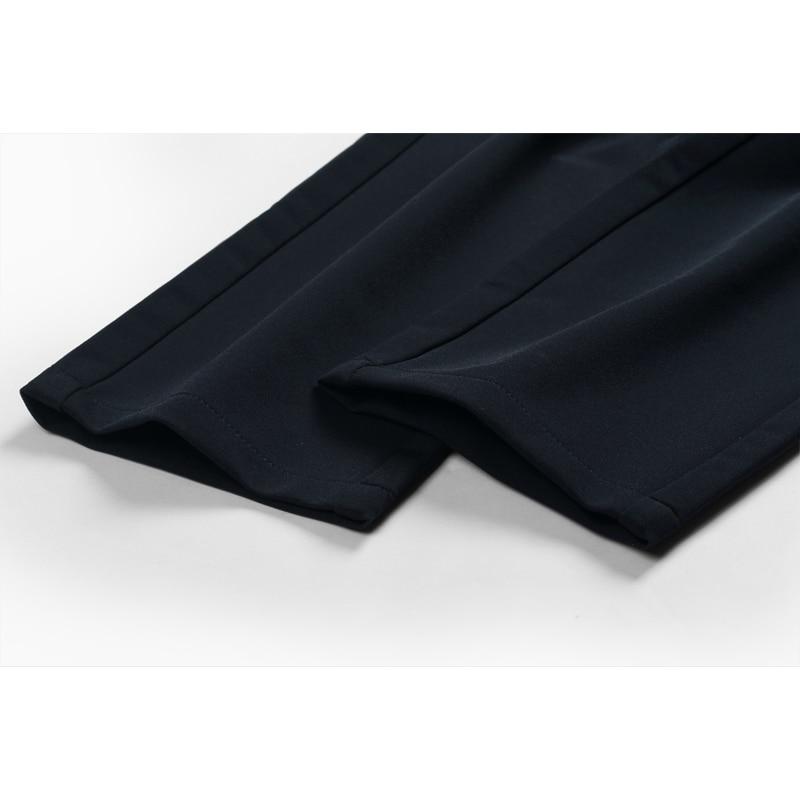 Enjeolon бренд довгі брюки чоловічі чорні - Чоловічий одяг - фото 6