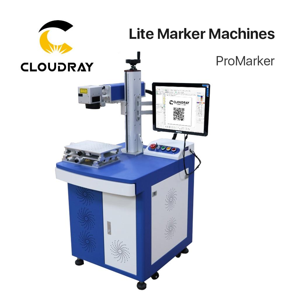 Machine de marquage Laser 20-50W Raycus MAX IPG pour le marquage de l'acier inoxydable en métal