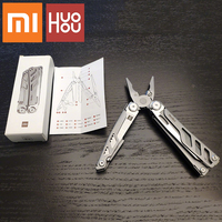 Xiaomi huoou Folding Multi Tool Swiss Knife Household screwdriver Army Suvival Outdoor Camping Smart Remote Control knives Tool