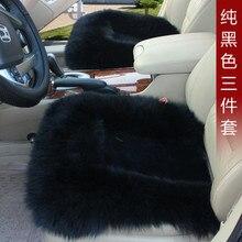 auto seat covers wool car mat pads for KIA Freddy K2 K3 K4 K5 k7 K3S CERATO Carnival Optima RIO SORENTO Carens Sportage Cadenza