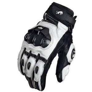Moto gloves leather GP PRO mot