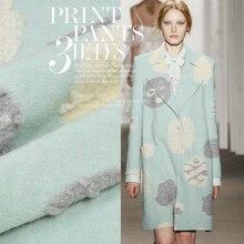 Tissu pour manteau de printemps
