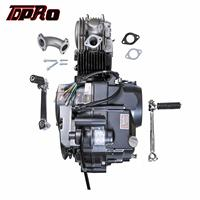 TDPRO Lifan 4 Stroke 125CC Engine Motor Motorcycle Pit Dirt Bike Start Engines For Honda XR50 CRF50 XR70 CRF70 CT70 ST70 110CC