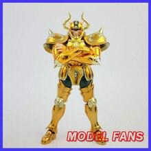 Model fans in stock 메탈 클럽 metalclub mc s temple st aldebaran 황소 자리 saint seiya cloth myth ex 골드 saint oce metal armor