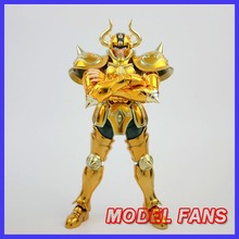 Modelowe wentylatory w magazynie metalowy klub metalclub MC s temple ST Aldebaran Taurus Saint Seiya tkanina mit EX złoty Saint OCE metalowy pancerz