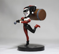 Kids Toy For Children Cool Design Suicide Squad Harley Quinn With Hammer Mini Doll 10cm PVC