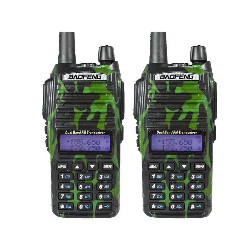 2 pcs font b walkie b font font b talkie b font headset baofeng headset uv