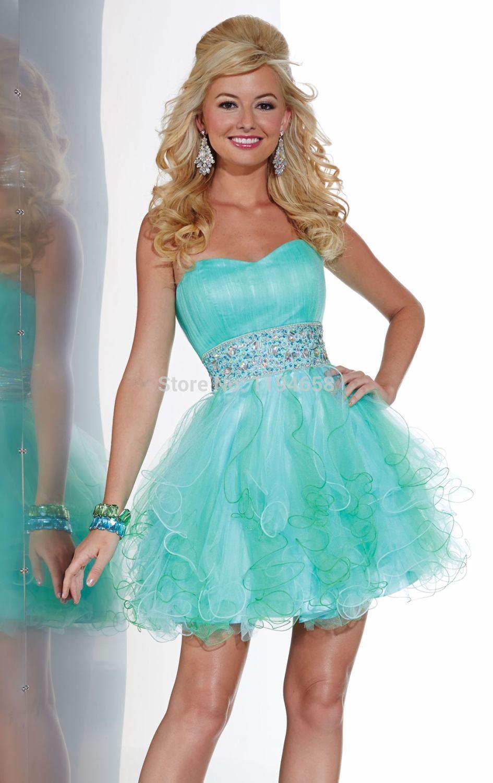 Los vestidos mas hermosos para graduacion