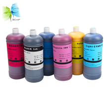 Winnerjet 1000ml 6 Color Dye Ink for Epson L800 L801 Printer (T6731-T6736/T6741-T6746)