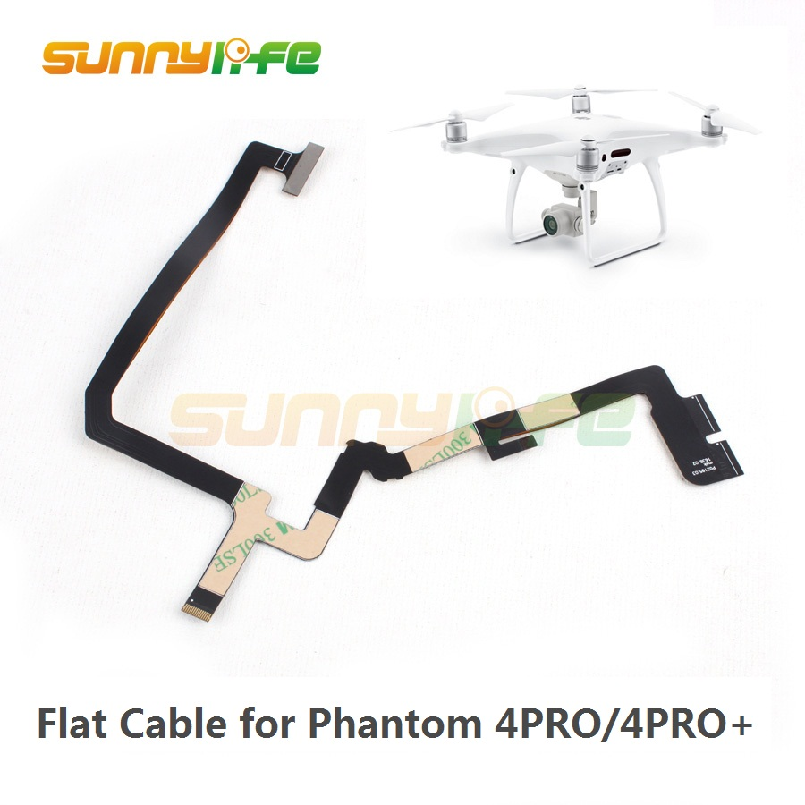 Gimbal Repairing Cable Flexible Ribbon Flat Cable for DJI Phantom 4 PRO & Phantom 4 PRO+ Drone Relacement Flex Cable