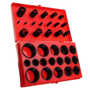 Image 4 - VODOOL Multiple Sizes Rubber Washer O Ring Seal Assortment Set Kit Sealing O Rings Gaskets Spare Parts For Garage Plumbing Hose