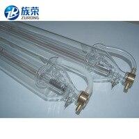 SHZR CO2 лазерной трубки 1650 мм 130 Вт Стекло лампа для лазерной гравировки резки