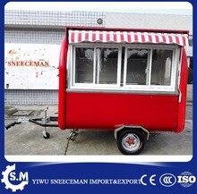 export mobile breakfast food cart Multifunctional vending car Mobile breakfast car with best quality