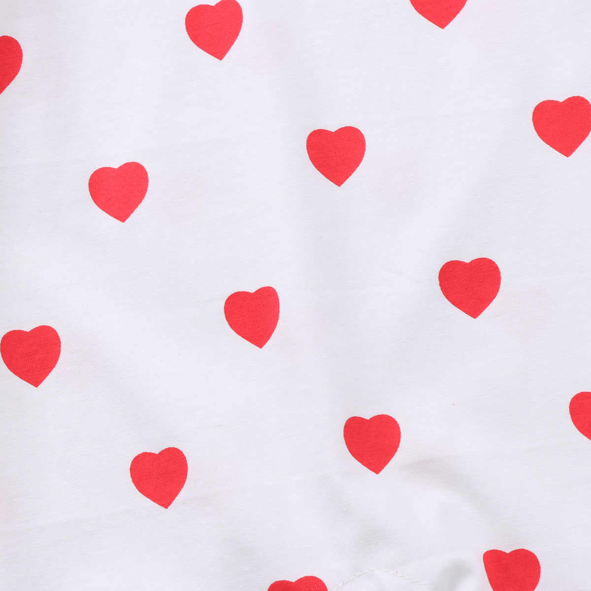 4bb4218e7532 2018 Infant Baby Girl Boy Long Sleeves Romper Jumpsuit Playsuit Lovely  Heart Outfits Cute Valentine Pajamas Clothing