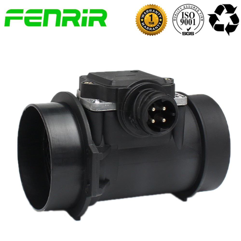MAF Mass Air Flow Sensor Meter for BMW E34 E36 E39 320i 520i 5WK9007 5WK9007Z 13621730033 8ET009142091 7516035 FDM763 1730033