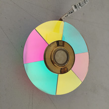 (NEW) Original Projector Colour Color Wheel Model For Acer X1161A ( 6 segements and 44mm diameter)