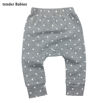 2018 Infantil Toddler Newborn Baby Boys Girls Baby Girls Pants Unisex Casual Bottom Harem Pants PP Pants Fox Trousers 6M-24M 1