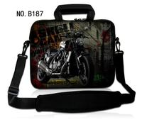 Motorcycle 10 12 13 15 15.6 17 17.3 inch Laptop Sleeve Waterproof Sleeve Pouch Shoulder Bag Tablet Case Cover For Dell HP ASUS