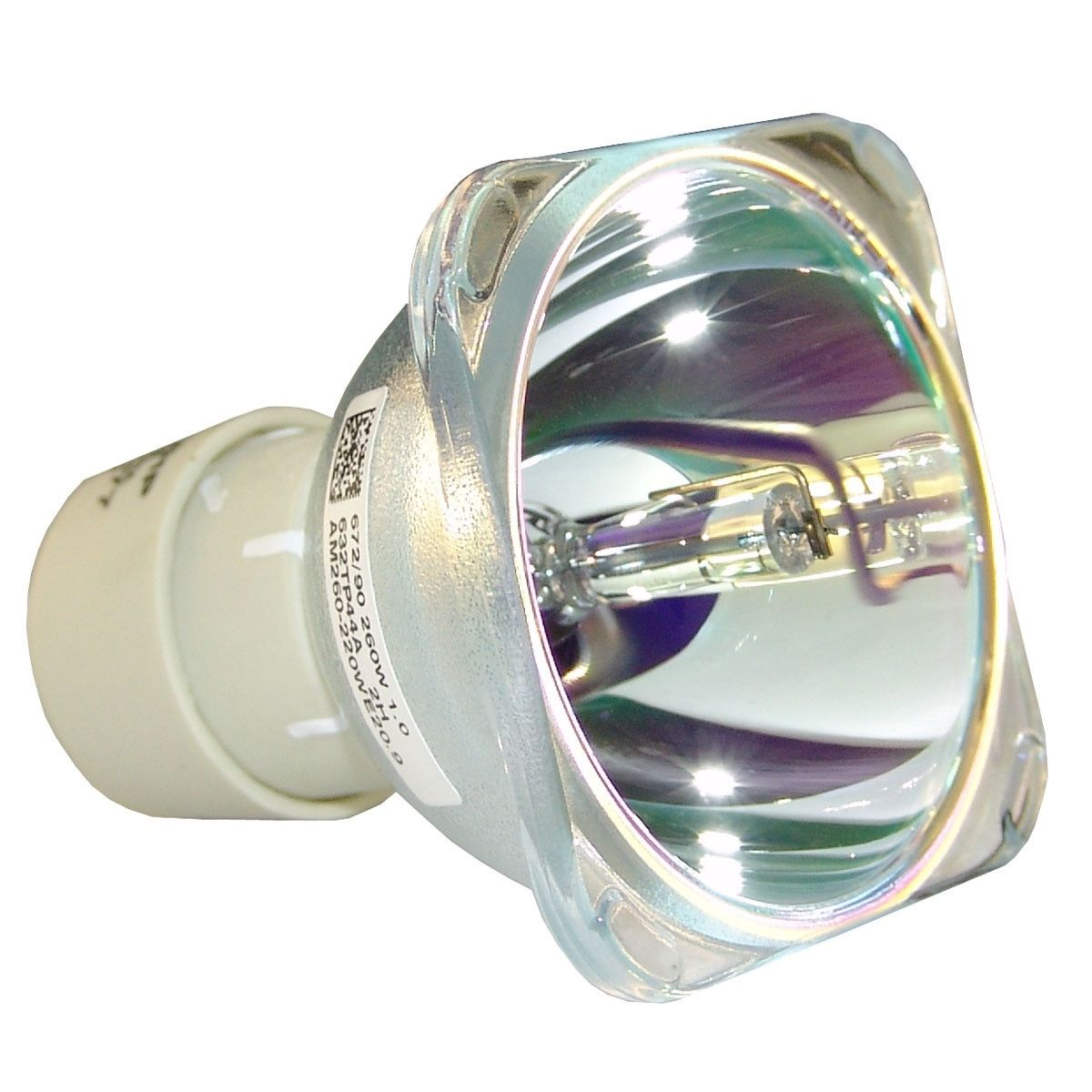Compatible Bare Bulb 5J.07E01.001 for BENQ MP771 Projector Lamp Bulb without housing free shipping free shipping compatible bare projector lamp 5j je905 001 for benq mh684