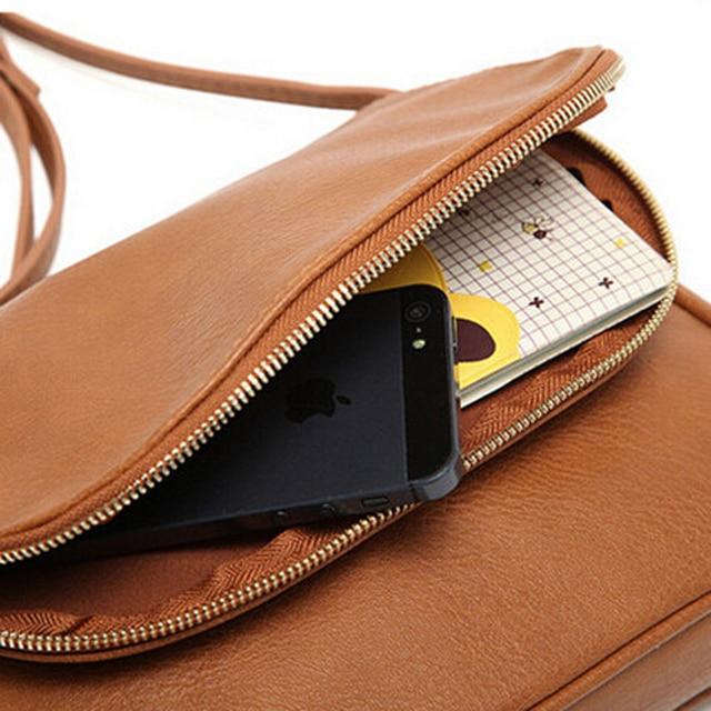 Hot Sale Tassel Women Bag Leather Handbags Cross Body Shoulder Bags Fashion Messenger Bag Women Handbag Bolsas Femininas